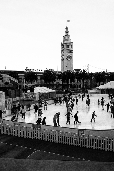 Embarcadero Ice Rink, San Francisco
