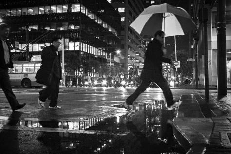 Market Street Levitation