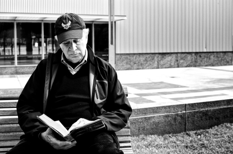 Reading - Air Force, retired