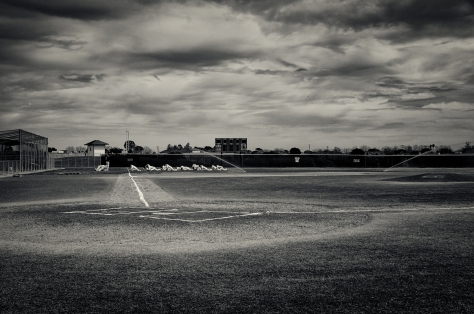 Baseball begins, Spring follows.